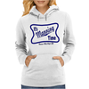 IT'S MANNING TIME Womens Hoodie