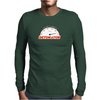 It's Not a Throttle - Color Graphic for Dark Apparel Mens Long Sleeve T-Shirt