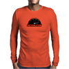 It's Not A Throttle...Color Graphic For Light Colored Apparel Mens Long Sleeve T-Shirt