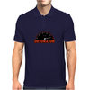It's Not A Throttle...Color Graphic For Light Colored Apparel Mens Polo