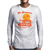 It's Summer Mens Long Sleeve T-Shirt