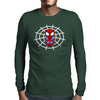 ITSY BITSY SPIDER Mens Long Sleeve T-Shirt