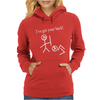 I've Got Your Back Womens Hoodie