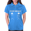 I've Got Your Back Womens Polo