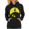 Jack and Sally Womens Hoodie