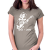 Jack Bruce of Cream Womens Fitted T-Shirt