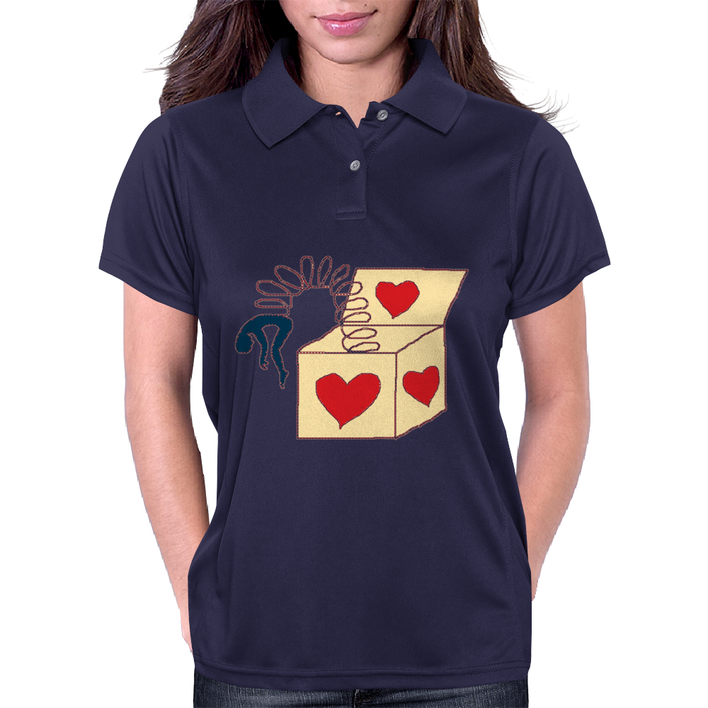 Jackbox Womens Polo