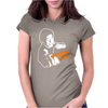 Jackie Chan Womens Fitted T-Shirt