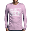 Jackpot Mens Long Sleeve T-Shirt