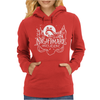 Jacks Nightmare Womens Hoodie