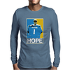 Jacksonville Football Justin Blackmon Hope Mens Long Sleeve T-Shirt