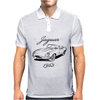 Jaguar 1963 art Mens Polo