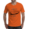 Jaguar 1963 art Mens T-Shirt