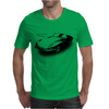 Jaguar E-Type Roadster Classic British Sports Car Mens T-Shirt