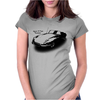 Jaguar E-Type Roadster Classic British Sports Car Womens Fitted T-Shirt