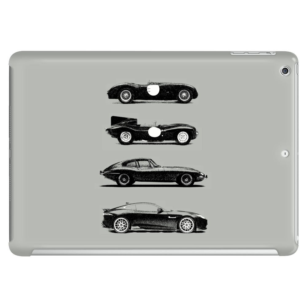 Jaguar Evolution Tablet (horizontal)