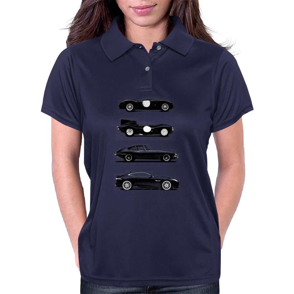 Jaguar Evolution Womens Polo