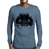 Jaguar XK150 Classic British Sports Car Mens Long Sleeve T-Shirt