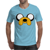 Jake Dog Adventure Mens T-Shirt