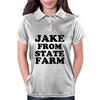 JAKE FROM STATE FARM Womens Polo