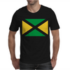 Jamaica InternationalSupport Your Country Sport Flag Mens T-Shirt
