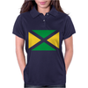 Jamaica InternationalSupport Your Country Sport Flag Womens Polo