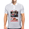 James Bond Thunderball Movie Poster Mens Polo