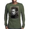 James Dean Drawing Mens Long Sleeve T-Shirt