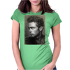 James Dean Drawing Womens Fitted T-Shirt