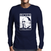 James Gandolfini Boss 1961-2013 Mens Long Sleeve T-Shirt