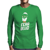 James Harden Fear The Beard Mens Long Sleeve T-Shirt