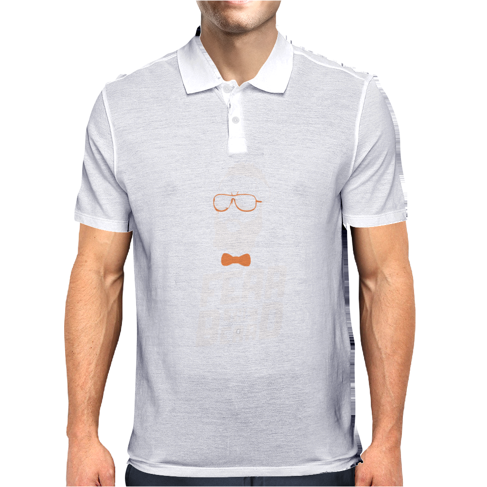 James Harden Fear The Beard Mens Polo