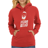 James Harden Fear The Beard Womens Hoodie