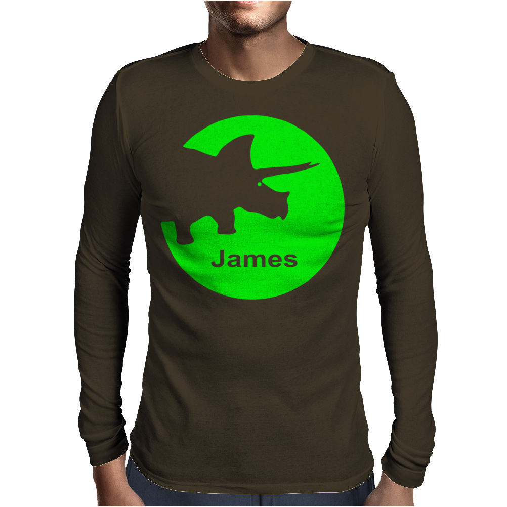 James Mens Long Sleeve T-Shirt