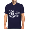 James Rodriguez Colombia Soccer Star Mens Polo