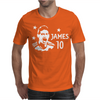James Rodriguez Colombia Soccer Star Mens T-Shirt