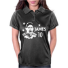 James Rodriguez Colombia Soccer Star Womens Polo