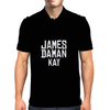 JamesDaManKay Mens Polo