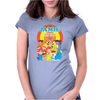 JAMIE AND THE MAGIC TORCH CULT FUNNY RETRO Womens Fitted T-Shirt