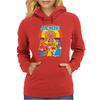 JAMIE AND THE MAGIC TORCH CULT FUNNY RETRO Womens Hoodie