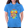 JAMIE AND THE MAGIC TORCH CULT FUNNY RETRO Womens Polo