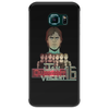 Jan Quadrant Vincent 16 [Rick and Morty] Phone Case