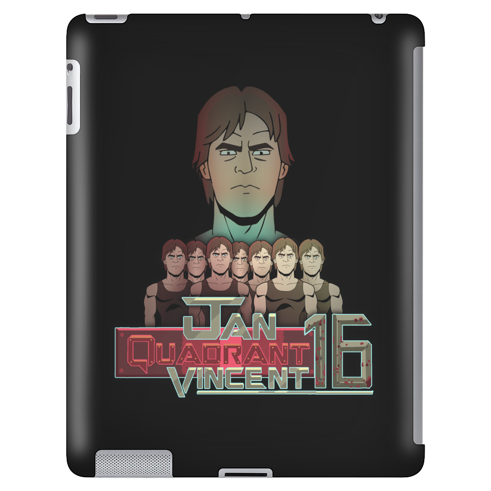 Jan Quadrant Vincent 16 [Rick and Morty] Tablet