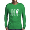 Jane - doe cosplay Life is Strange Mens Long Sleeve T-Shirt