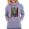 Jane s Addiction Vintage Concert Poster Womens Hoodie