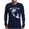 Janis Joplin Mens Long Sleeve T-Shirt