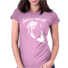 Janis Joplin Womens Fitted T-Shirt