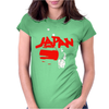 Japan Adolescent Sex Womens Fitted T-Shirt