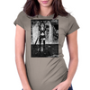 Japanese Assassin/Dominatrix/Accountant2 Womens Fitted T-Shirt