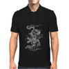 Japanese Dragon Mens Polo